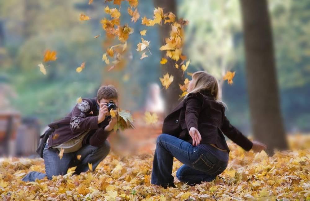 Золотая осень: солнечно и +17. Погода в Гомеле на выходных