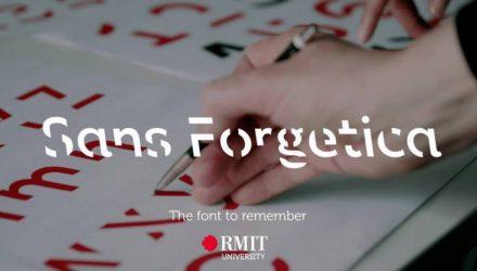 Учёные создали шрифт, который помогает лучше запомнить текст. И назвали его Sans Forgetica