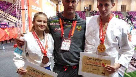 Гомельчанин стал чемпионом на международном турнире по дзюдо в Польше
