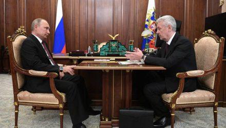 Путин заявил, что Севастополь всегда был российским, и поручил ввести ответные санкции против Украины