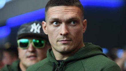 Украинский боксёр Усик ответил на вопрос, чей Крым