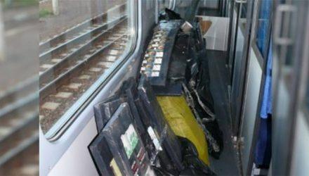 Из-за аномальной контрабанды польские таможенники отцепили вагон поезда Гродно — Краков