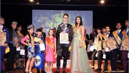 Рогачёвец получил титул Mister Tropics – 2018 в Испании