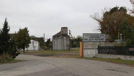 Ужас. В Рогачёве сторожа асфальтобетонного завода окатило расплавленным битумом