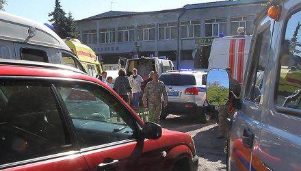 В Крыму студент расстреливал людей из ружья и взорвал бомбу в керченском колледже – погибли 18 человек, 50 ранены, нападавший застрелился