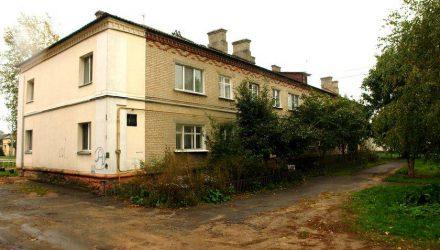 Торцы утеплили и всё? В Гомеле жители дома 1961 года постройки обиделись на КЖРЭУП «Советское»