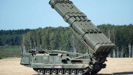 СМИ: В Украине испытали С-300 с помощью истребителей НАТО