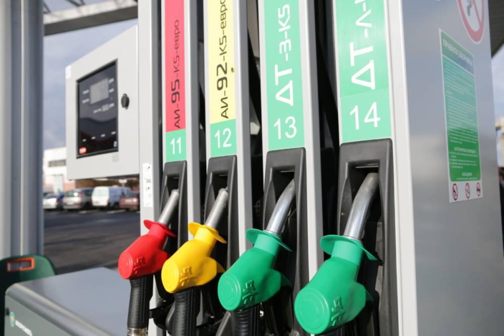 С 14 октября в Беларуси снова дорожает автомобильное топливо