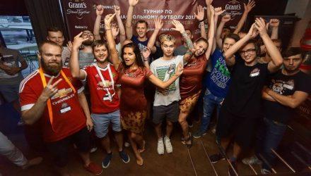 Всебелорусский турнир по настольному футболу пройдёт в Гомеле