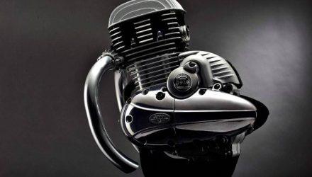 Jawa возвращается на рынок с новой моделью мотоцикла
