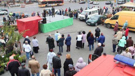 В Гомеле спасатели устроили настоящий концерт в центре города. Что это было? (фото, видео)