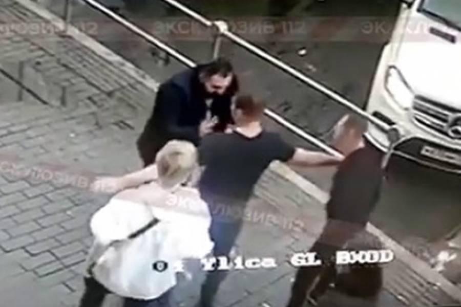 Очевидец драки Кокорина и Мамаева с белорусом: Он сам спровоцировал ребят