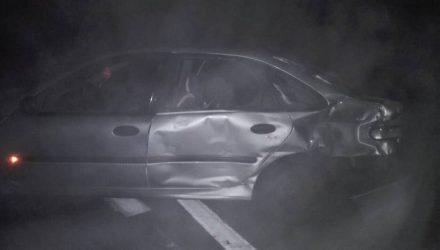 Под Гомелем водитель неудачно пошёл на разворот – пострадала женщина-пассажир, также сбили пешехода