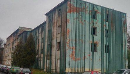 Пятиэтажное здание в Гомеле выставят на торги за 1 базовую величину