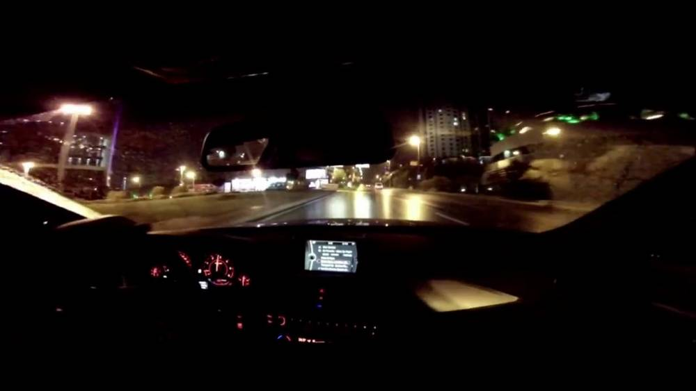 В Гомеле пьяный парень сел за руль тётиного BMW и чуть не самоликвидировался об забор – авто конфисковали