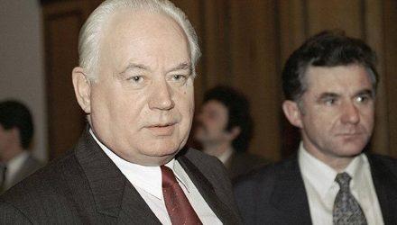 Последний руководитель БССР Малофеев, уроженец Гомеля, рассказал про развал Союза, зарплату первого секретаря и свою татуировку