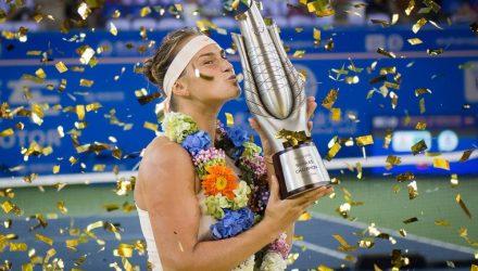 Белоруску Арину Соболенко признали лучшей теннисисткой мира в сентябре