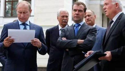 Американец отправил Путину письмо с ядом