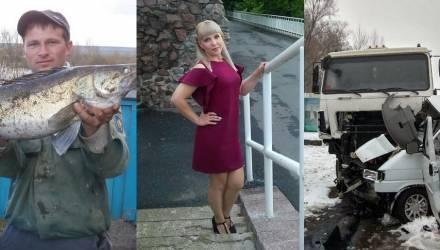 Авария с шестью погибшими: в Петрикове хоронят её жертв