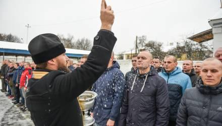 Из Гомеля в элитные войска направили первую команду призывников