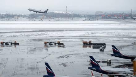 Смерть на взлёте. Самолёт сбил человека в аэропорту Шереметьево