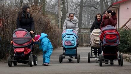 Детские пособия увеличились с 1 ноября