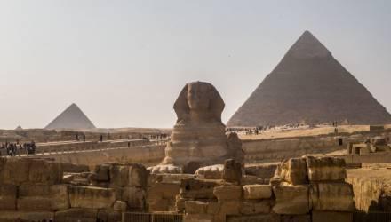 Учёные нашли устройство, которое помогало строить пирамиды