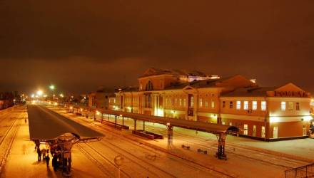 С 5 декабря назначаются новые поезда сообщением Минск-Гомель и Гомель-Минск