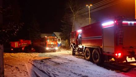 В Гомельском районе мужчина неудачно покурил и сгорел заживо в своём доме. Не курите (фото, видео)