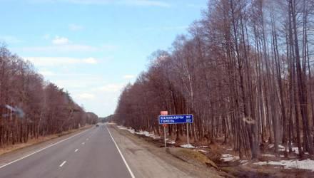Участок трассы М10 Речица — Калинковичи реконструируют на принципах государственно-частного партнёрства