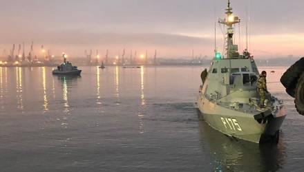 Конфуз украинских спецслужб. СБУ признала, что её сотрудники были на борту задержанных кораблей ВМС