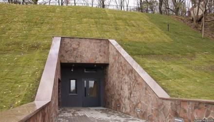 Построенный за 1,5 миллиона рублей общественный туалет в Гомеле закрыли сразу после визита Лукашенко