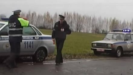 """""""Грабёж на дороге!"""" Белорус вызвал милицию на установщика камеры фиксации скорости"""