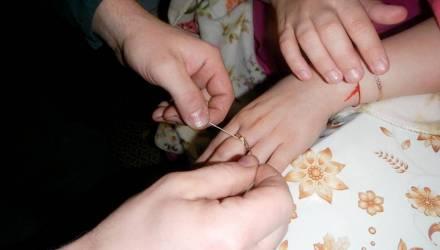 В Речице кольцо с распухшего пальца беременной женщины снимали спасатели