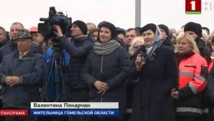"""""""Мы ещё вернемся в Донбасс"""". Лукашенко успокоил благодарившую его жительницу Гомельщины, переселенку из Украины"""