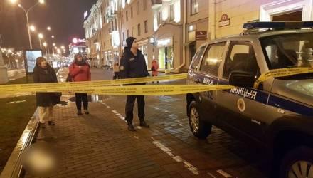 Очевидцы: «В центре Минска из окна дома выбросили собаку»