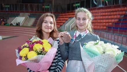 В Гомеле чествовали тренеров и спортсменов - участников юношеских Олимпийских игр 2018