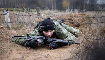 """""""На гражданке не так"""". Айтишник из Гомельской области отслужил в спецназе и думает остаться в армии"""