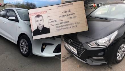 В Минске «увели» два прокатных автомобиля, еще один — в Гомеле. Компании: работала группа из Ижевска