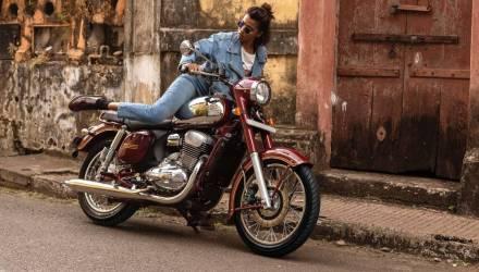В Индии возродили легендарные мотоциклы... Jawa!