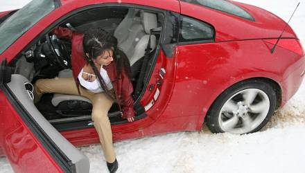 """В пятницу возле парка """"Фестивальный"""" проверят шины у авто и подарят гомельчанам сертификаты на шиномонтаж"""