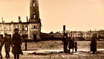 День освобождения Гомеля: правда об оккупации глазами бывшего узника и в архивных фото