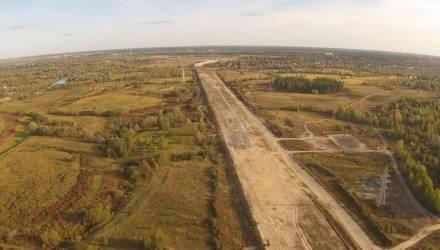 """Строительство магистрали """"Восточный обход"""" в Гомеле продолжится при возобновлении финансирования"""