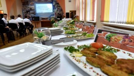 Рыбный день: в гомельских школах детям прививают любовь к морепродуктам