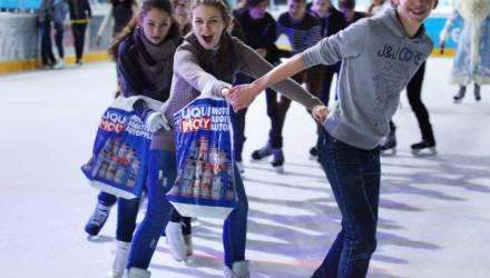 В Гомеле в субботу начинает работать ледовый каток – цены и расписание