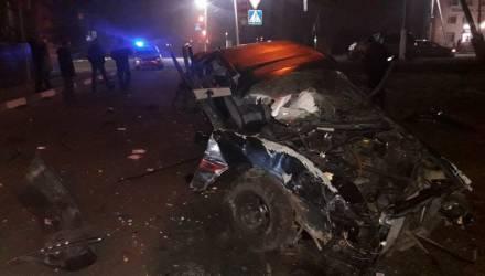 В Жлобине ГАИ задержала водителя «Ауди», который скрылся с места смертельного ДТП