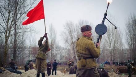 В Гомеле пройдет военно-историческая реконструкция «Освобождение Гомеля: ноябрь 1943-го»