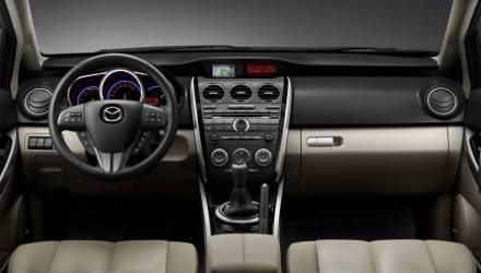 В Гомеле перекуп продал Mazda CX-7 минчанину – авто оказалось в угоне