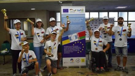 Гомель принимает международный чемпионат для людей с ограниченными возможностями
