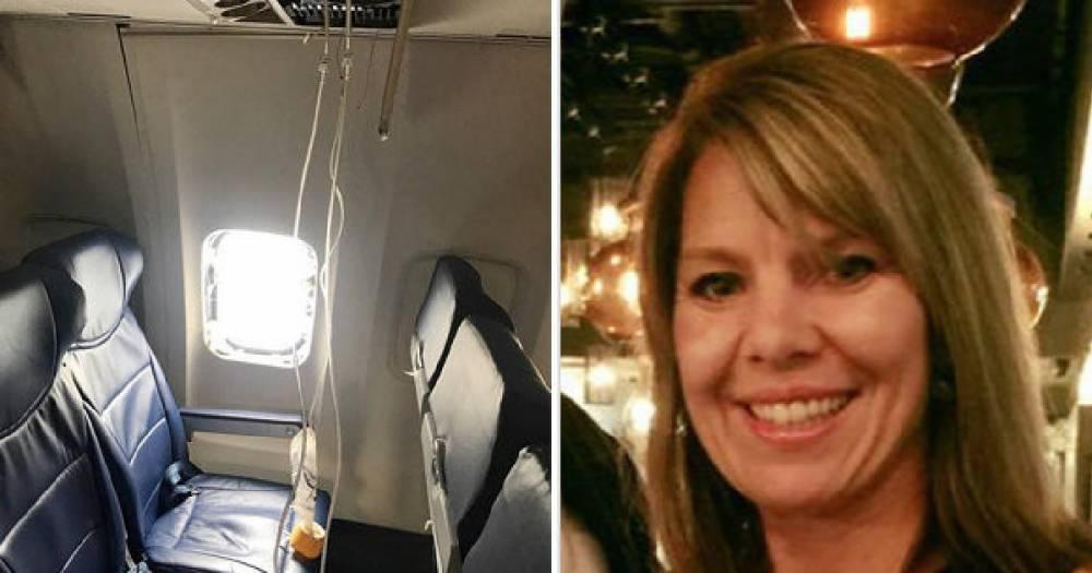 """Бортпроводник Southwest: """"Её голову, руку и тело высосало в окно самолёта..."""""""